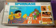 MB Spiele Spürnase Sesamstrasse 1976