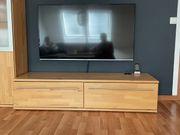 TV-Komode aus Massivholz