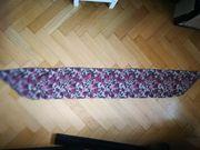Halstuch Schal mit Blumenmuster neu