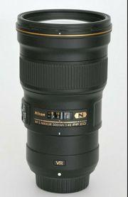 Nikon Nikkor 300mm f4 E