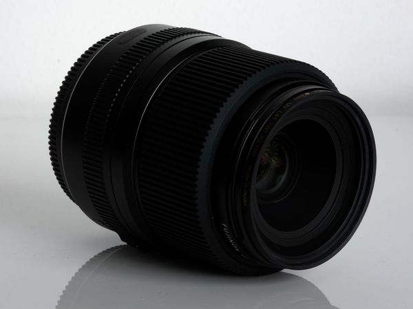 Exc Fujifilm Fujinon GF 45mm