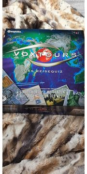 Voxtours das Reisequiz Spiel