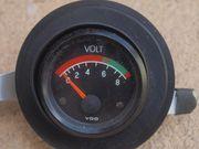 Voltmeter VDO guter Zustand sofort
