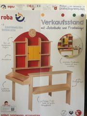 Kinderkaufladen Roba neuwertig inkl Verkaufswaren