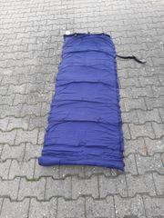 Selbst aufblasbare Luftmatratze Luftmatte