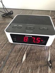 Phillips Radio Wecker