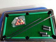 Pool Table Mini Billard Spiel