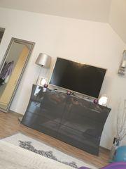 Kommode Sideboard TV Schrank Hochglanz