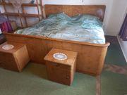 Schlafzimmer Anfang 50er Jahre Vintage