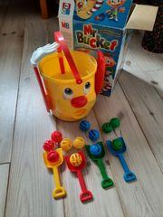 Mr Bucket von MB Bewegungsspielzeug