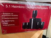 Heimkino-Lautsprechersystem
