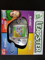 Leapster mit 7 Spiele