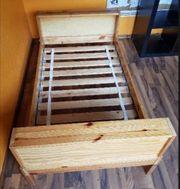 Ikea mitwachsendes Kinderbett