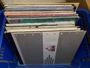 63 LP s Vinyl Schallplatten
