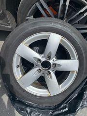 Mercedes Felgen reifen wie neu