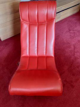 2.1-Sound-Sessel mit integriertem Subwoofer