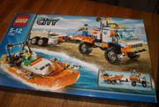 LEGO City 7726 - Strand-Truck der