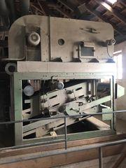 Saatgutanlage funktionsfähig Getreide-Anlage Maschine