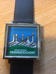 Herrenuhr RWE Kraftwerk Frimmersdorf