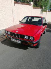 BMW 320i E30 SAMMLERZUSTAND