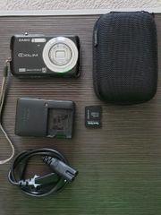 Casio EXILIM 12 Megapixel Top