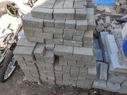 Pflasterstein 20x10 und 10x10cm 6cm