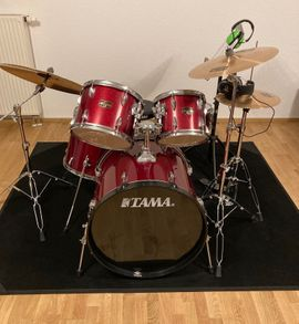 Drums, Percussion, Orff - TOP Schlagzeug - Junior Drum Set -