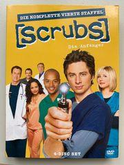 Scrubs Staffel 4 DVD