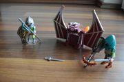 PLAYMOBIL - Drachenkatapult 4840-A