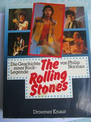 Ther Rolling Stones- Die Geschichte