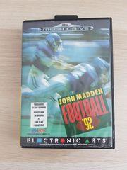 Sega Mega Drive Spiel John