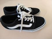 Vans Old Skool Sneaker schwarz