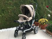 Kinderwagen Teutonia Mistral S 13