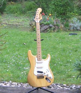 Gitarren/-zubehör - Verkaufe Vintage E-Gitarre von Hohner
