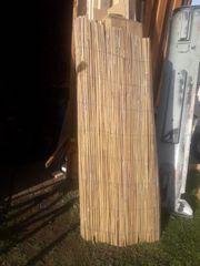 Bambus Sichtschutzmatte 1 7 m
