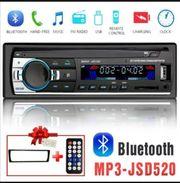 Autoradio Bluetooth fm stereo USB