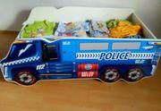 Lkw polizeibett
