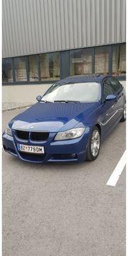 BMW 320D M-Paket Ab Werk