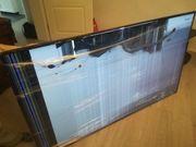 Displayschaden Samsung TV 75RU7099 vom