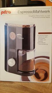 Espresso Mahlwerk