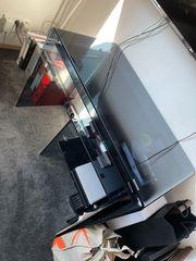 HOMY XENIA Designer-Schreibtisch Beistelltisch aus