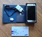 Samsung Galaxy S7 gebraucht silber