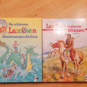 Leselöwen Abenteuergeschichten und Indianerwissen