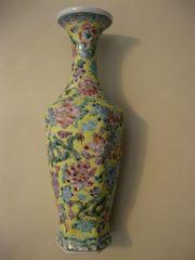 Seltene Chinesische Eierschalen-Porzellan Vase