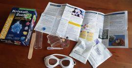 Sonstiges Kinderspielzeug - Experimentierset Kristallzucht von KOSMOS