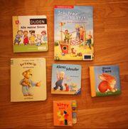 Bücher für Baby und Kleinkind