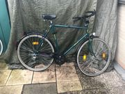Cityrad vintage halbrenner Fahrrad 28
