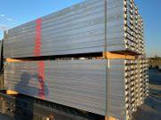Fassadengerüst mit 2 57m Stahlboden