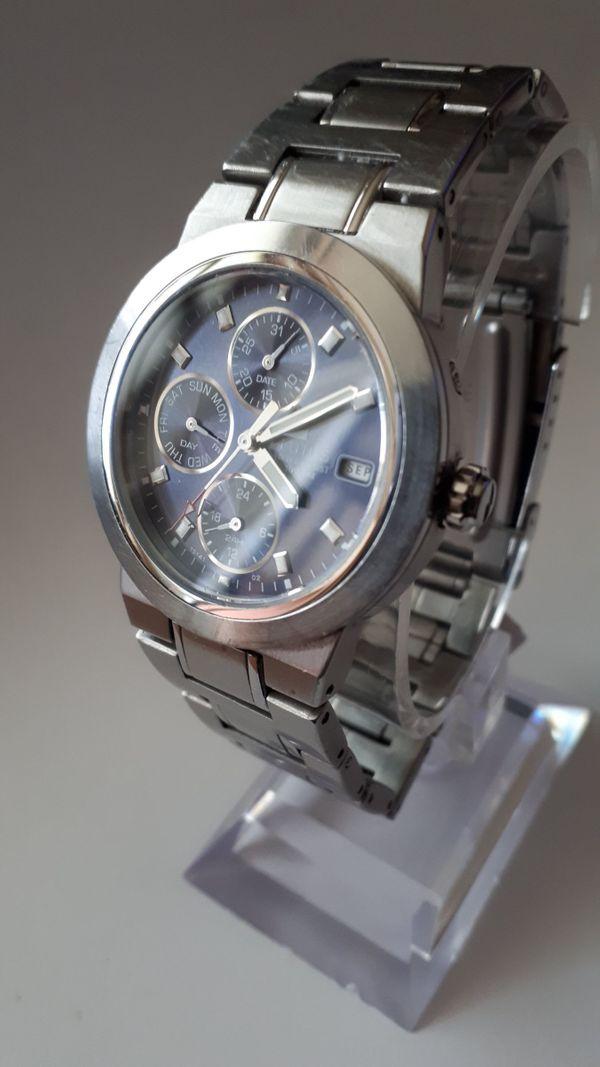 Armbanduhr Herrenuhr Uhren Chronograph Quarzuhr