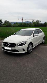 Mercedes A180 AHK Garantie Navi